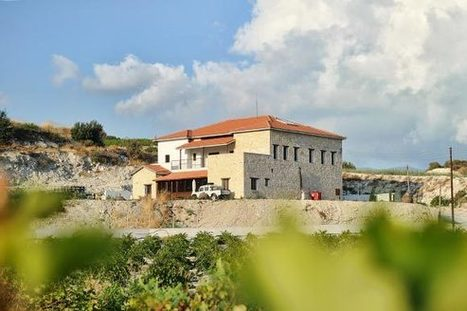 The Ktima Gerolemo winery | Wine Cyprus | Scoop.it