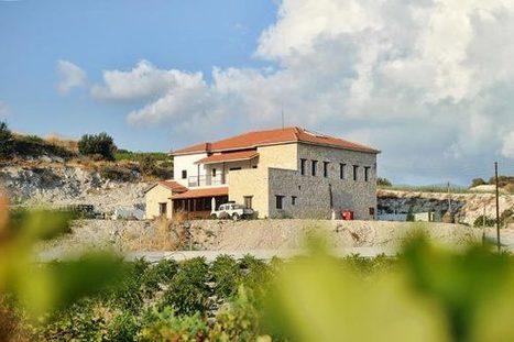 The Ktima Gerolemo winery | Wine Cyprus | Scoop.it