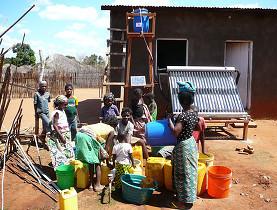 La energía solar aplicada a purificar el agua   El autoconsumo y la energía solar   Scoop.it