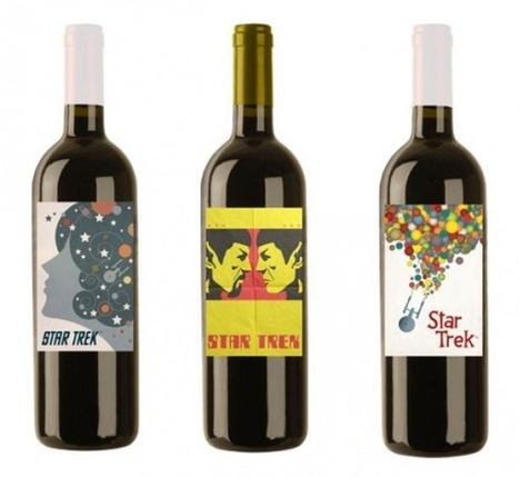 Du vin Star Trek ! - Le Journal du Geek | chimie et papilles | Scoop.it