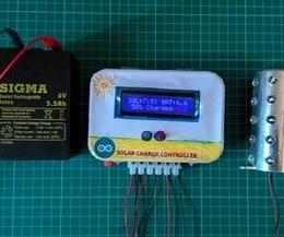 ARDUINO SOLAR CHARGE CONTROLLER (PWM) | Arduino, Netduino, Rasperry Pi! | Scoop.it