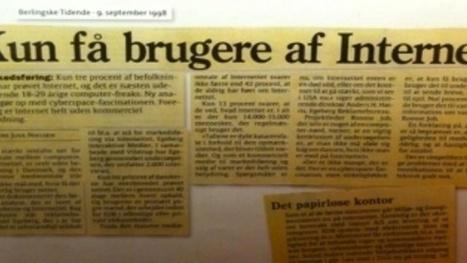 Berlingske i 1995: Internettet har ingen fremtid - TV 2 | Markedskommunikation IBC HHX | Scoop.it