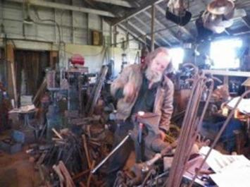 The village blacksmith in the 21st century | For Art's Sake-1 | Scoop.it