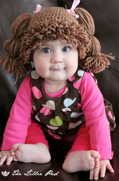 Cabbage Patch Kids Wigs - Toxel.com | Hair There and Everywhere | Scoop.it