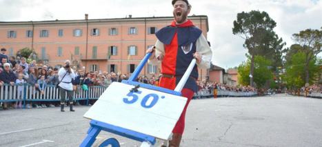 Palio della Rana - Fermignano's Frog Races | Le Marche another Italy | Scoop.it