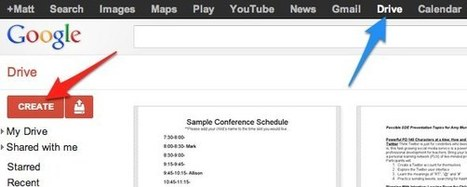 Using Google Docs For Setting Up Conferences With Parents | EduInfo | Scoop.it