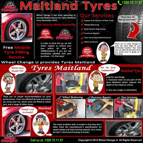 Maitland Tyres | Maitland Tyres | Scoop.it