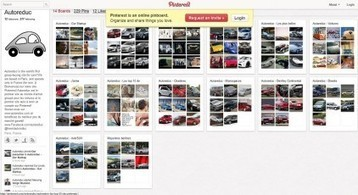 Autoreduc.com se lance sur Pinterest | Actualité de l'E-COMMERCE et du M-COMMERCE | Scoop.it