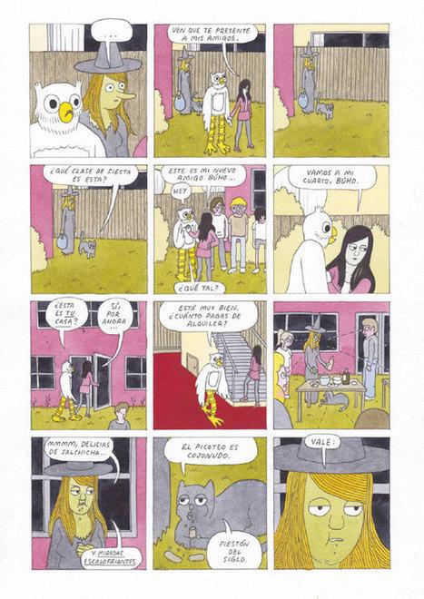 La frustración de la vida cotidiana | Cómic independiente y nuevos ilustradores | Scoop.it