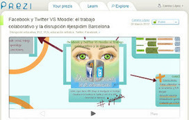 Facebook y Twitter VS Moodle: el trabajo colaborativo y ladisrupción   proyectos colaborativo   Scoop.it
