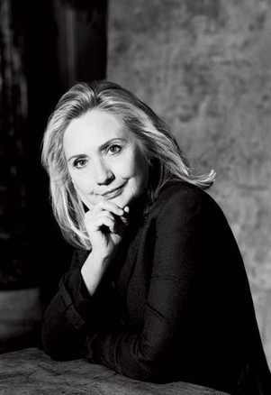 Secretary of State Hillary Clinton - 2012 Election, Women in Politics, and What Hillary Clinton Cares About Most - ELLE.com | Coffee Party Feminists | Scoop.it