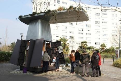 Quand un composteur à déchets organiques change la vie d'un quartier populaire | pour un monde durable | Scoop.it