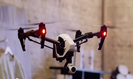 Featuring the amazing new Inspire One Drone from DJI | Technology in Business Today | Scoop.it
