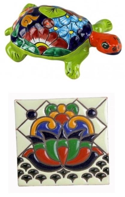 Hand Painted Talavera Ceramics | Home Decor | Scoop.it