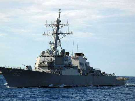 US Navy Moves Warship Closer To North Korea In Response To ... | transportation and cargo security | Scoop.it