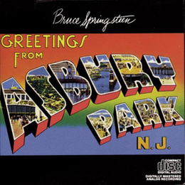 The 100 Greatest Debut Albums of All Time: 'Greetings From Asbury, Park N.J.'   Rolling Stone   Music Industry junk   Scoop.it