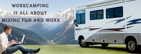 Love to Travel? Opt for Work Camping - Motor home finders blog | motorhome | Scoop.it