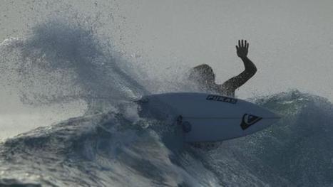 """Aritz Aranburu: """"Con 15 años pasé miedo en Hawái. Si vas de 'sobradillo', el surf te da lecciones""""   Surf para principiantes   Scoop.it"""