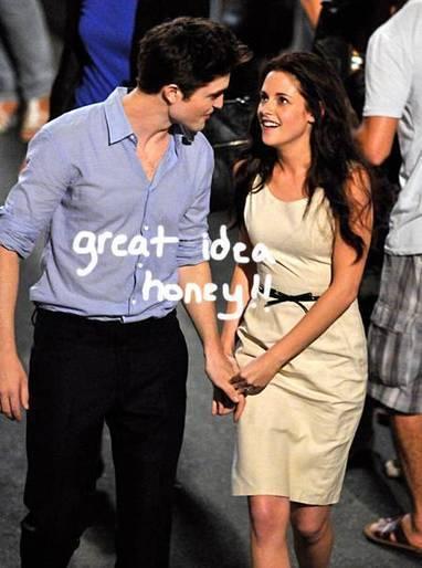 Robert Pattinson And Kristen Stewart Writing A Movie Together - PerezHilton.com   The Twilight Saga   Scoop.it