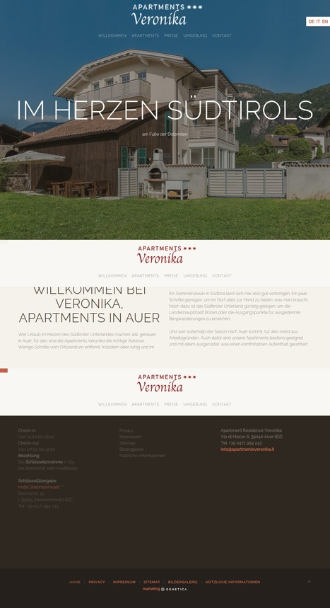 Appartments in Ora | geneticamultimedia | Scoop.it