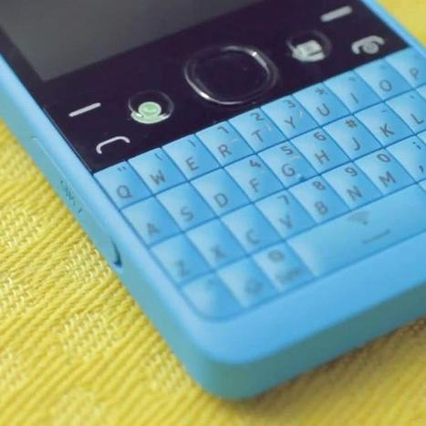 Nokia Unveils World's First Phone With a WhatsApp Button | Mobile (Android) apps | Scoop.it