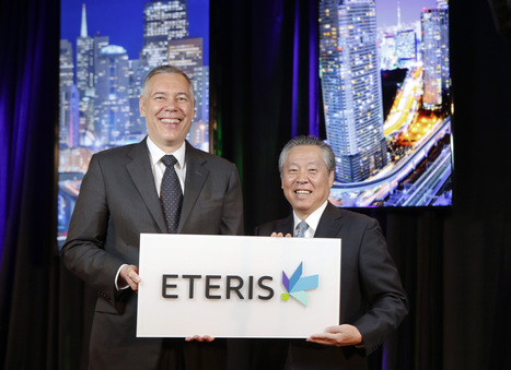 Applied Materials and Tokyo Electron merge to form Eteris | Power Electronics market intelligence | Scoop.it