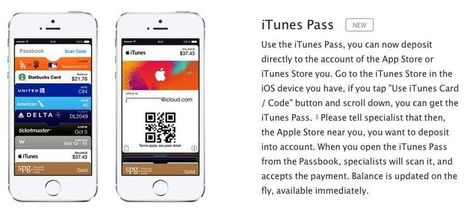 iTunes Pass offers sneak peek at Apple's mobile payment service - Cult of Mac | Going Mobile | Scoop.it