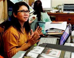 Freedom brings new challenges for Myanmar writers - KLTV.com ... | Burmese Literature | Scoop.it