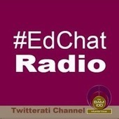 Add #Edchat Radio To Your PLN | Design in Education | Scoop.it
