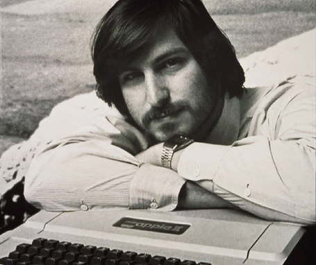 "Steve Jobs Through the Years | ""#Google+, +1, Facebook, Twitter, Scoop, Foursquare, Empire Avenue, Klout and more"" 