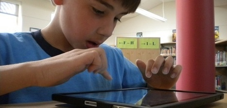 Using iPads to support visually-impaired students - Innovate My School | Differentiated and ict Instruction | Scoop.it