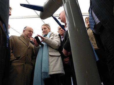 Delphine Batho donne un coup d'accélérateur à la filière hydrolienne | La Manche Libre cherbourg | Actu Basse-Normandie (La Manche Libre) | Scoop.it