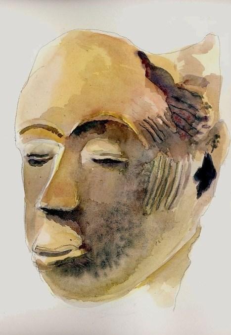 R et l'art africain -  03 -  la terre cuite du Ghana   le côté poétique avec Africultures - ici et les ailleurs du monde - sur art et tique et pique   Scoop.it
