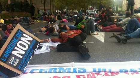 Les opposants au gaz de schiste appellent à la mobilisation le 28 février | STOP GAZ DE SCHISTE ! | Scoop.it