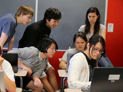 In Massachusetts schools, computer science students are still the outliers - The Boston Globe | STEM News, Tools and Resources | Scoop.it