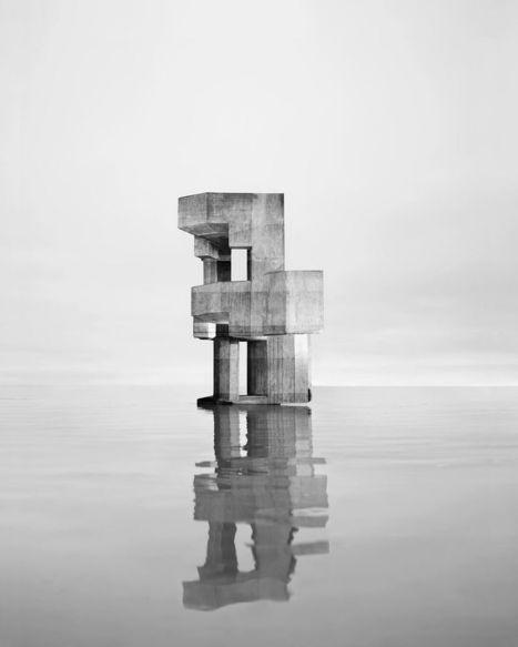Photo / Noémie Goudal, ciel éther   Arts & photographie   Scoop.it