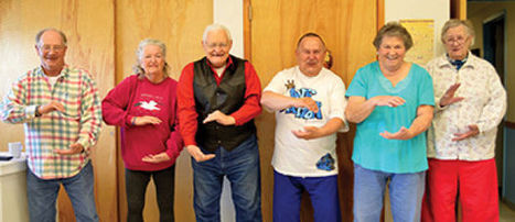 Tai Chi provides exercise for seniors - Elko Daily Free Press | Electronic Cigarettes | Scoop.it