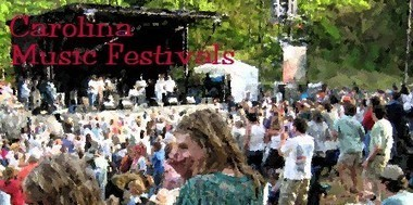Carolina Music Festivals - September | Acoustic Guitars and Bluegrass | Scoop.it