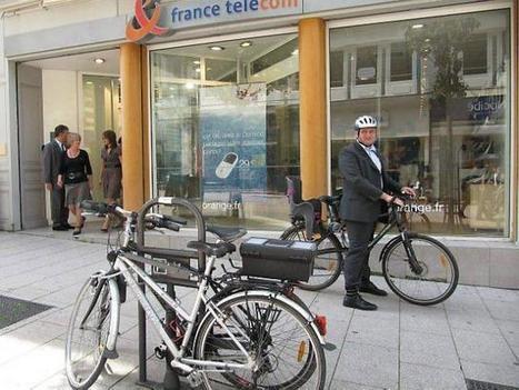 Vie de bureau. Aller travailler en vélo va rapporter | Veille économique | Scoop.it