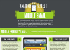 Litmus Infographic: Anatomy of the Perfect Mobile Email - Column Five Media | Email marketing | Scoop.it