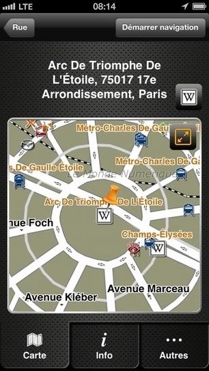 MWC 2013 : Garmin place les réseaux sociaux au cœur de la navigation GPS Smartphone/Tablette Android iOS navigon StreetPilot | Actu des loisirs de plein air | Scoop.it