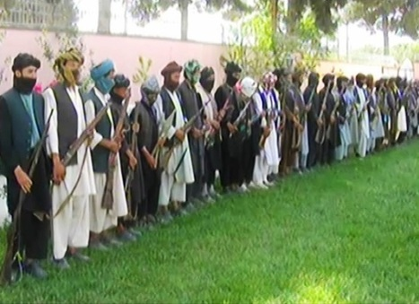 Group of former Anti-Government insurgents join peace process in Faryab | U.S. - Afghanistan Partnership | Scoop.it