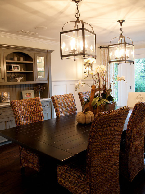 Great Looking Dining Room Lighting Design | Modern Home Trends | Home Trend | Scoop.it