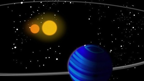 How a planet could survive a collision between its two suns | Love | Scoop.it