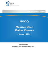 EUA > EUA publishes second paper on Massive Open Online Courses (MOOCs) | Educación a Distancia (EaD) | Scoop.it