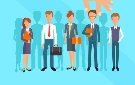 10 attributs des collaborateurs talentueux - itsocial.fr | Web information Specialist | Scoop.it
