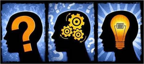 The 6 Types of Thinkers to Seek for Your Team | Innovate U | Scoop.it