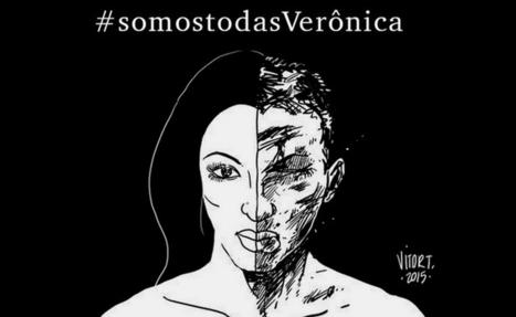 Brésil: Une mannequin trans' brutalisée par la police | Yagg | The Dark Side of Brazil | Scoop.it