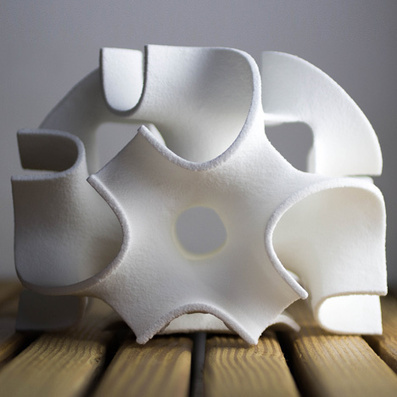 3D printed sugar cubes by Kyle and Liz von Hasseln of The Sugar Lab | 3D Printing Revolution | Scoop.it