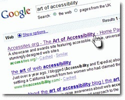 Accessites.org-The Art of Accessibility | E-Learning and Online Teaching | Scoop.it